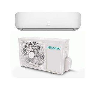 Hisense AC Split 1.5HP Unit With Pure Copper Condenser+ Free  Kit