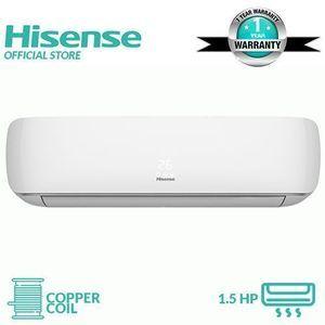 Hisense 1.5 HORSE POWER WHITE COPPER AIR CONDITIONER