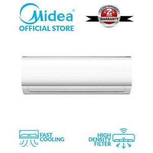 Midea 1HP Split Air Conditioner + INSTALLATION KIT