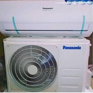 Panasonic Split Unit Air Conditioner 1.5HP FULL COPPER+ A.C KITS