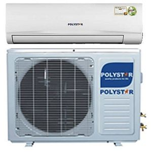 Polystar 1.5 SPLIT COOLING WITH MIRROR PANEL LED DISPLAY
