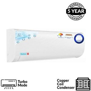 Scanfrost 1hp Split Air Conditioner + Installation Kits