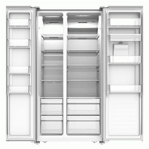Hisense SIDE BY SIDE REFRIGERATOR REF67WS ( LAGOS SHIPPING ONLY)