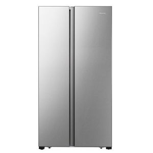 Hisense 516 Litres Side By Side Refrigerator REF 67WSI (Lagos Only)