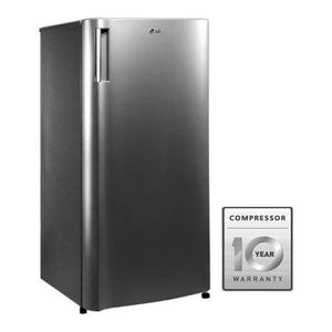 LG 260Ltrs Double Door Top Freezer Refrigerator GL-C292RLBN