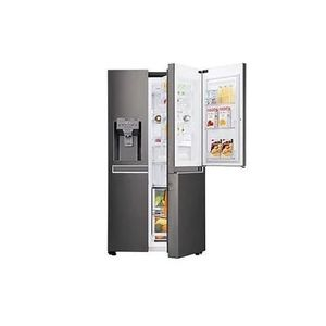 LG REVERSIBLE DOUBLE DOOR FRIDGE WITH LAMP+LOCK - 257L