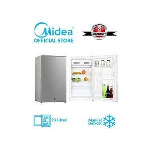 Midea Double Door Refrigerator HD 273F 207L -