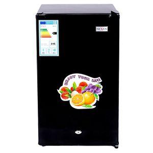 Nexus Double Door Refrigerator 185L Energy Saving