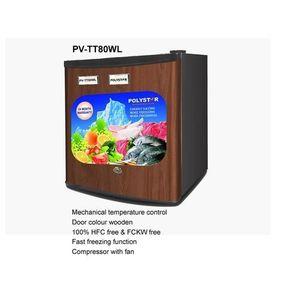 Polystar POWERFUL FAST COOLING BEDSIDE Refrigerator PV-TT80WL