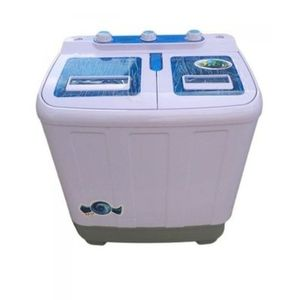 AKAI 4.0kg Twin Tub Washing Machine With Spinning Top Loader