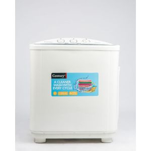 Century 6kg Top Loader Automatic Washing Machine (Wash&Spin)
