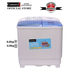 Century 6KG Washing Machine - CW8522-B