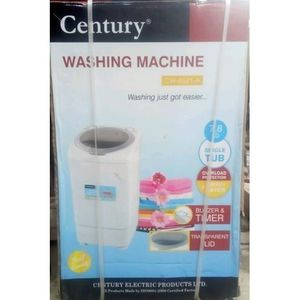 Century Washing Machine CW-8522-A1 8K WASH AND SPIN