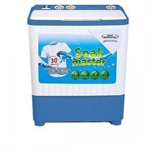 Haier Thermocool Top Load Semi-Automatic 8KG Washing Machine - TLSA08-B