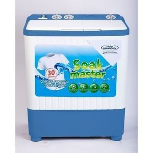 Haier Thermocool 8KG Washing Machine -Semi-Automatic TLSA08B