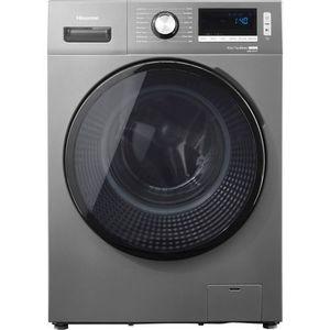 Hisense 10Kg Wash 7Kg Dry Front Loader 2 IN 1 Inverter Washing Machine With LED Display