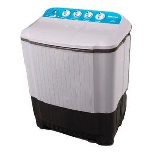 Hisense 7.2KG Twin Tub Manual  Washing Machine
