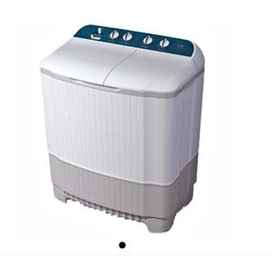 LG WP-750R (5kg) Semi Automatic Top Loader TWin-Tub Washing Machine With Roller Jet Pulsator