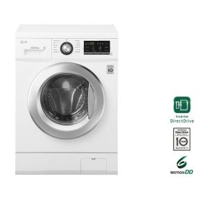 LG 6KG Front Load Washing Machine - 2yrs Warranty