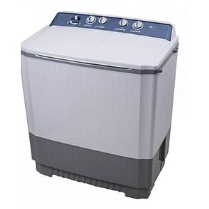 LG 6KG FRONT LOADER WASHING MACHINE SILVER-WM2J5NNP7S