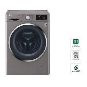 LG 7Kg Front Loader Smart Washer & 4Kg Dryer Machine F2J6HGP2S
