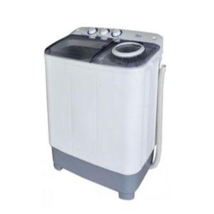 Midea Twin Tub Washing Machine -6KG - White