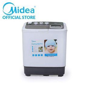 Midea Semi Automatic Twin Tub (Wash/Spin) Washing Machine