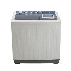 Midea Semi Automatic Large Twin Tub Washing Machine - Wash & Spin