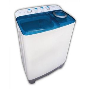 Midea Twin Tub Washing Machine 6kg Washing Capacity 3.6kg Spinning