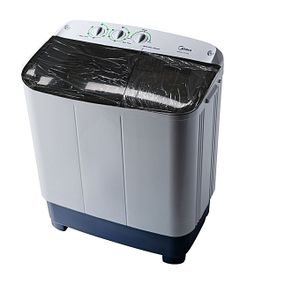 Midea Washing Machine Strong And Quality 8Kg Twin Tub With Spinner - MTE80-P502S