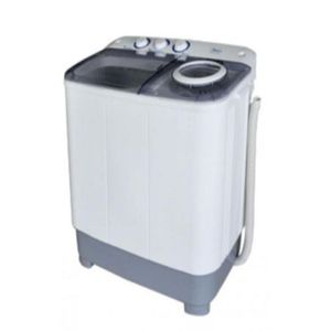 Midea 6kg Semi Automatic Twin Tub Washing Machine - Wash & Spin