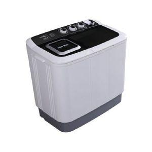 Midea 10Kg DoubleTub Midea Washing Machine MTE100 (10kg Washing Capacity & 5.6Kg Spinning Capacity)