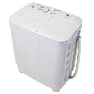 Midea 8 Kg Twin Tub Washing Machine MIA100