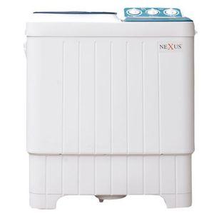 Nexus 7kg Semi Automatic Washing Machine NX-WM-7SABI (Blue CV)