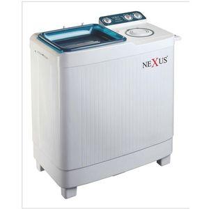 Nexus 9.2 KG SEMI AUTO TWIN TUB Washing Machine - NX-WM-9SASB