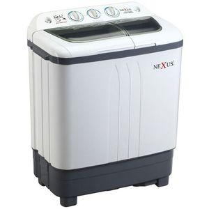 Nexus 5.5kg Twin Tub Washing Machine - NX-WM-5SA