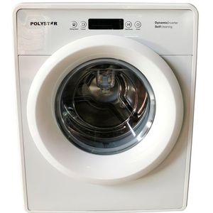 Polystar Front Loading Auto Start Washing Machine 3.5kg PV40-17WBP