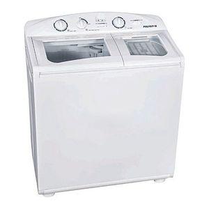 Polystar 5.7kg Twin Tub Washing Machine PV-WD5.7K