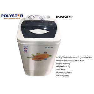Polystar Top Loader Washing Machine - 4.5kg