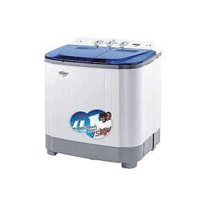 Qasa 8.8kg Double Tub Washing Machine (5kg Wash, 3.8kg Spin)