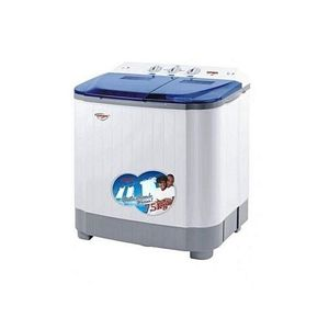 Qasa Washing Machine - 8.8kg - With Free Iron ,ironing Board And Omo