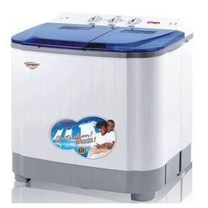 Qasa Washing Machine - 8.8kg - Washing Capacity - 5.0kg - Spinning Capacity - 3.8kg