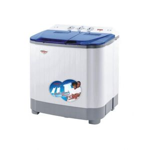 Qasa Washing Machine 5.5 Kg - G&W(single Tub)