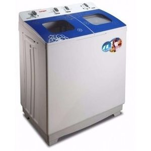 Qasa 8.2KG DOUBLE TUBS WASHING MACHINE