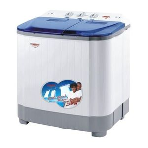 Qasa 5Kg Washing, 3.8kg Spinning Double Tub Washing Machine