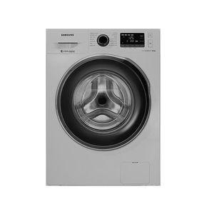 Samsung 7Kg Front Load Washing Machine, Silver - WW70J4260GS- NQ