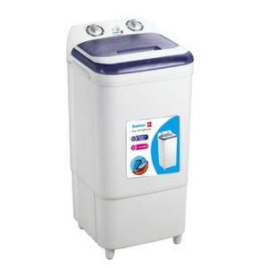 Scanfrost 6kg Semi-Automatic Washing Machine - SFSATT6M