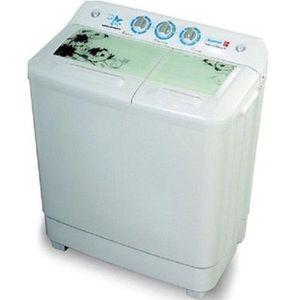 Scanfrost SFWM TTA6 Twin Tub Semi-Automatic Washing Machine - White