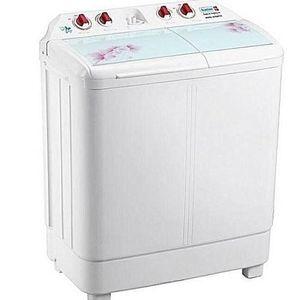 Scanfrost 6.8kg Twin Tub Semi-Automatic Washing Machine - SFSANTTD6.