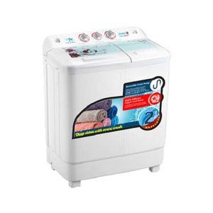 Scanfrost 8kg Twin Tub Semi-Automatic Washing Machine - SFSANTTA6